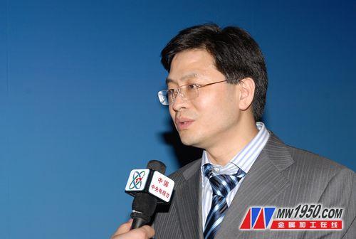 亚洲制造业协会首席执行官 罗军